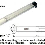 Tubo fluorescente :: Westelettric Series 1233