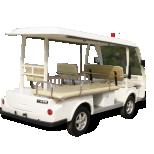 Vehiculo eléctrico para aeropuerto :: CARTTEC LQG050