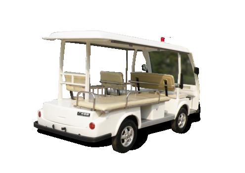 Vehiculo eléctrico para aeropuerto CARTTEC LQG050