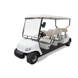 Vehiculo eléctrico para aeropuerto :: CARTTEC LQY065