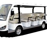 Vehiculo eléctrico para aeropuerto :: CARTTEC LQY113B
