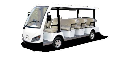 Vehiculo eléctrico para aeropuerto CARTTEC LQY113B