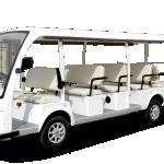 Vehiculo eléctrico para aeropuerto :: CARTTEC LQY140A