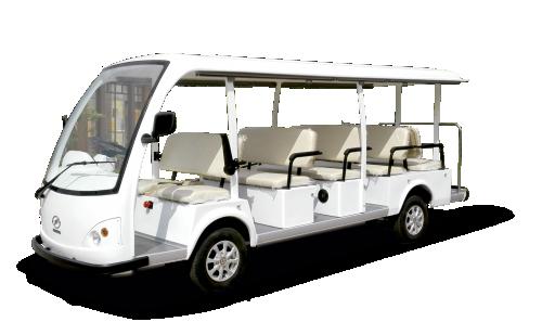 Vehiculo eléctrico para aeropuerto CARTTEC LQY140A