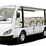 Vehiculo eléctrico para aeropuerto :: CARTTEC LQY145B