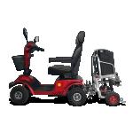 Vehículo eléctrico para carros de equipaje :: CARTTEC CART RECOVERY