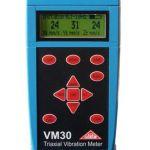 Vibrómetro portatil :: METRA VM30-H - MMF VM30-H