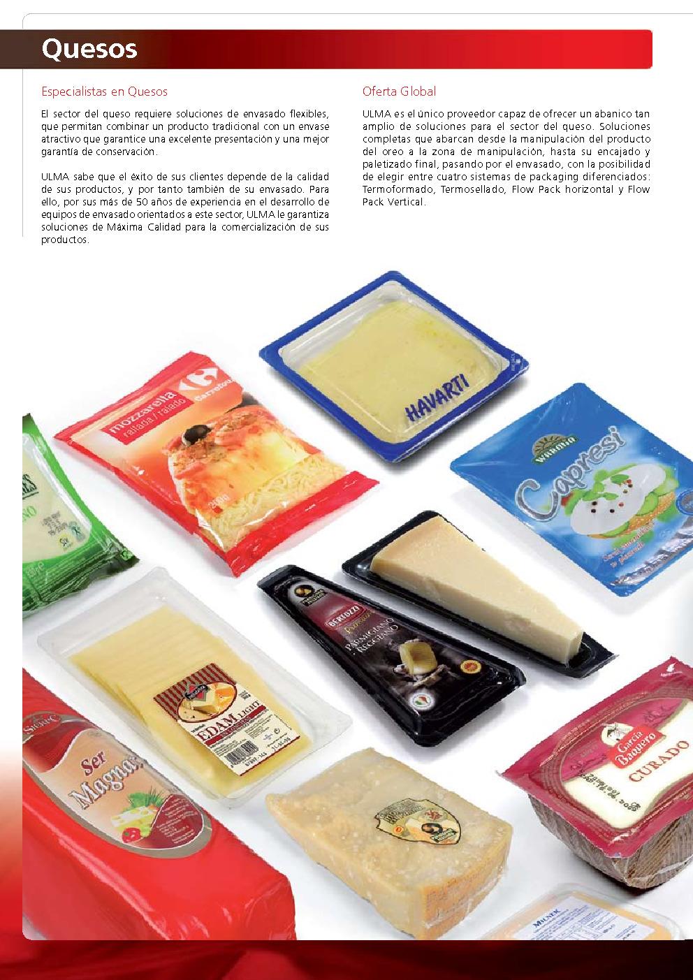 Soluciones de envasado para queso y productos l cteos ulma for Ulma granada