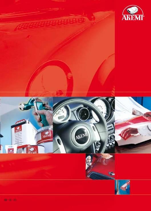 AKEMI. Catálogo Automóvil 1