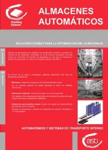 Almacenes automáticos ASTI