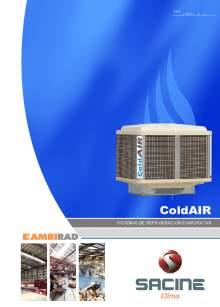 AMBIRAD ColdAIR. Refrigeración evaporativa