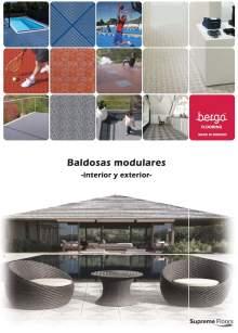 BERGO FLOORING. Baldosas modulares.