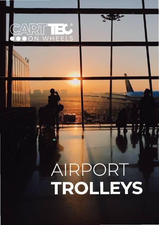 CARTTEC AIRPORT. Carros de aeropuerto. Catálogo 2019 inglés 1