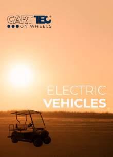 CARTTEC AIRPORT. Vehículos eléctricos aeropuerto golf carts. Catálogo 2019 inglés