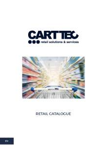 CARTTEC Catálogo Retail English