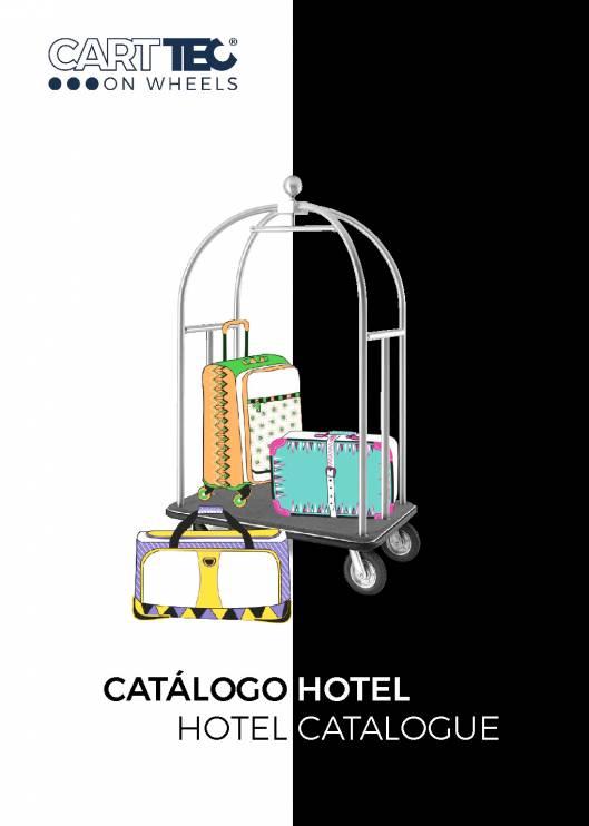 CARTTEC Hotel. Catálogo 2019 inglés 1