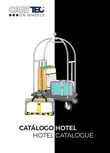 CARTTEC Hotel. Catálogo 2019 inglés