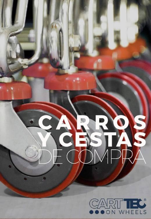 CARTTEC RETAIL. Carros y cestas de supermercado. Catálogo Español 2019 1