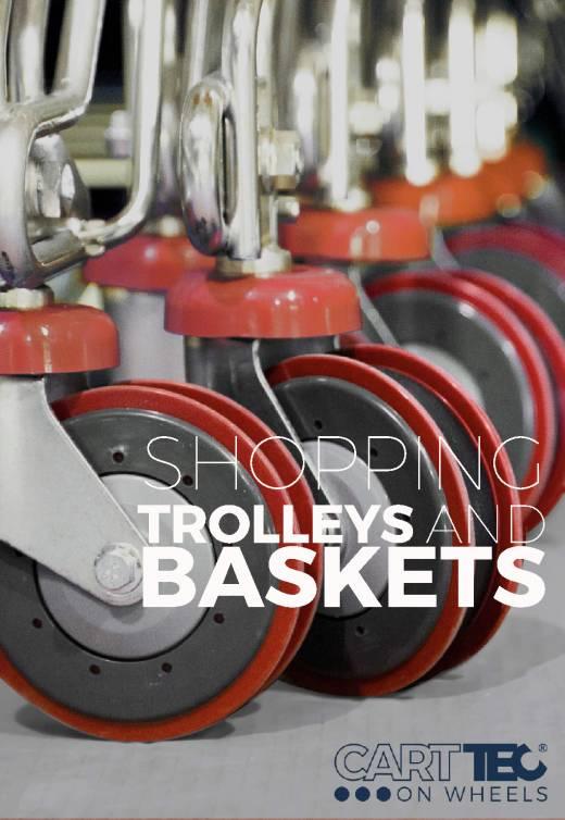 CARTTEC RETAIL. Carros y cestas de supermercado. Catálogo inglés 2019 1
