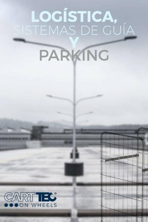 CARTTEC RETAIL. Logística, acceso y parking. Catálogo Español 2019 1
