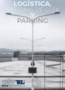 CARTTEC RETAIL. Logística, acceso y parking. Catálogo Español 2019
