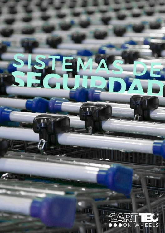 CARTTEC RETAIL. Sistemas de seguridad. Catálogo Español 2019 1