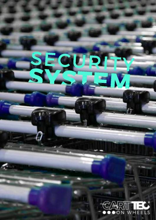CARTTEC RETAIL. Sistemas de seguridad. Catálogo Inglés 2019 1