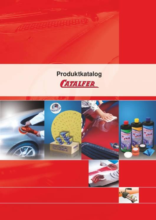 CATALFER. Catálogo de producto 1