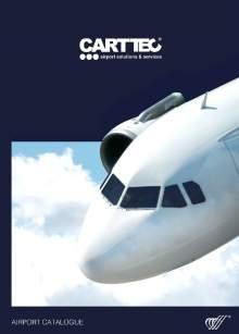 Catálogo para aeropuerto de CARTTEC.