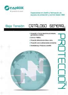 Catalogo general de baja tensión de FANOX