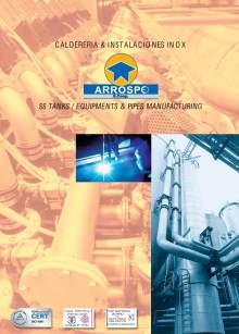 Catálogo general Calderería ARROSPE