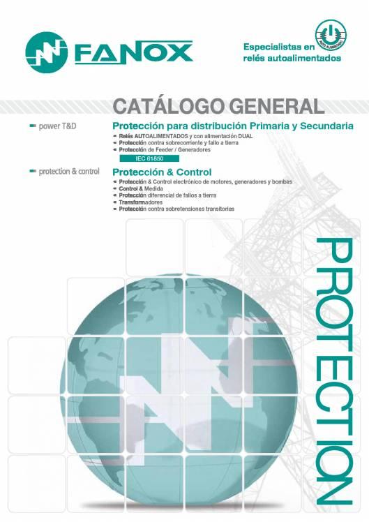 Catálogo General FANOX 1