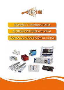 Catálogo general SENSING