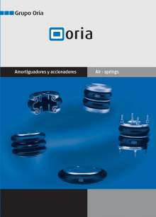 Catálogo ORIA Cilindros de fuelle