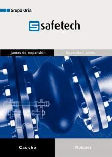 Catálogo SAFETECH Juntas de expansión