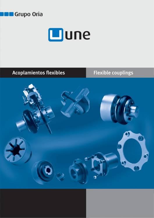 Catálogo UNE Acoplamientos flexibles 1