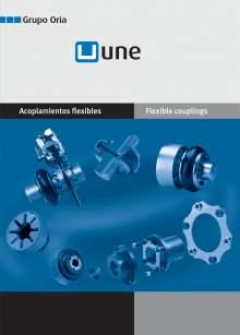 Catálogo UNE Acoplamientos flexibles