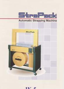 COMOSA STRAPP JK-5. Automatic strapping machine.