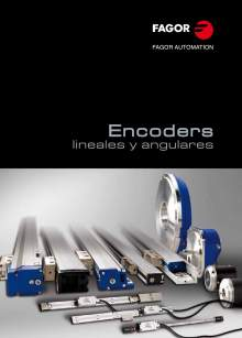 FAGOR AUTOMATION. Encoders lineales y angulares