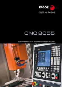 FAGOR CNC 8055. Control numérico CNC