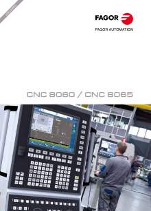 FAGOR CNC 8060 8065. Control numérico CNC