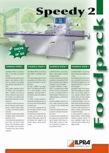 FP Speedy II. Termoselladora automática