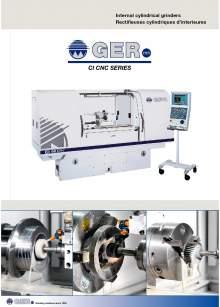 GER CI-CNC. Rectificadoras de interiores