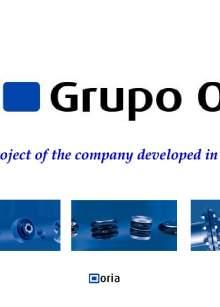 Grupo ORIA. Aplicaciones de cilindros de fuelle