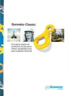 GUNNEBO. Accesorios de elevación de grado 80.