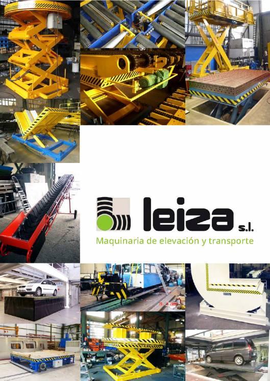 LEIZA SL. Catálogo general completo 1