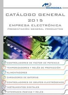 MICROIDEA. Catálogo general 2015