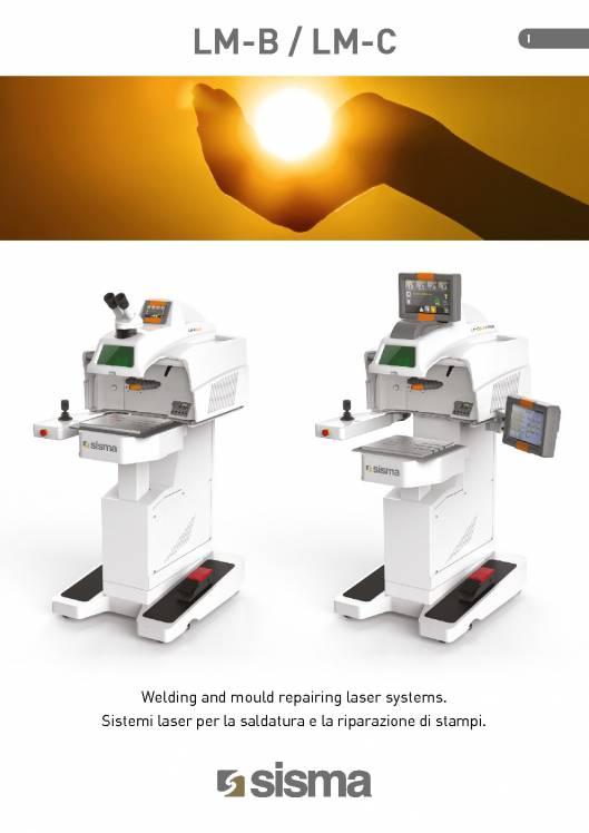 SISMA LASER. LM-B-LM-C. Máquina de soldadura laser de sobremesa 1