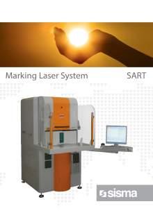 SISMA LASER. SART. Marcadora láser industrial