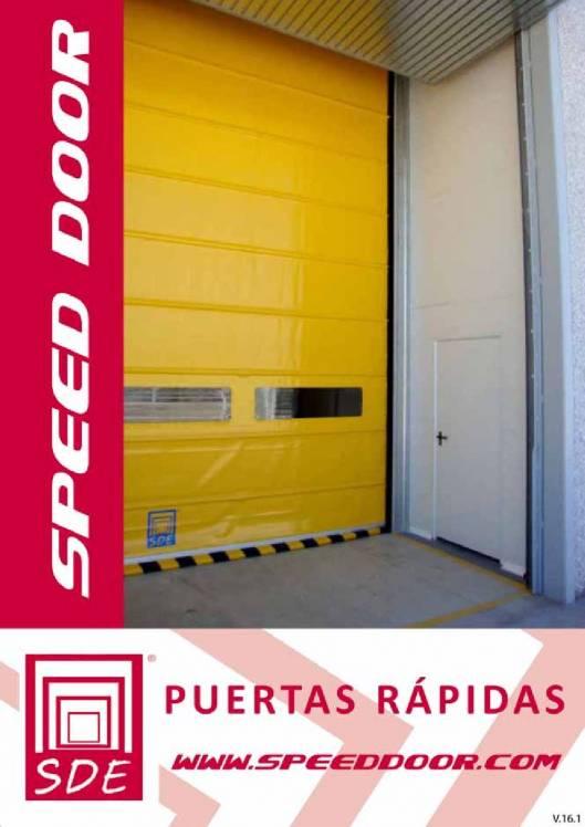 SPEED DOOR. Puertas rápidas 1